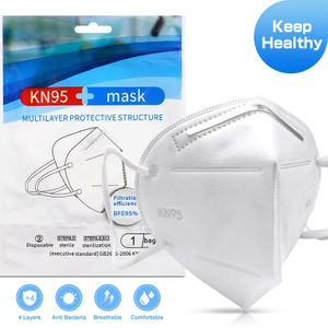 Face masks KN95 Grade with Breathing valve Anti Dusty Earloop type mask KN95