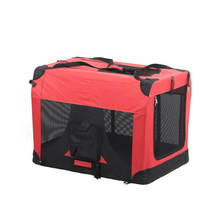Custom Breathable Portable Airline Car Bike Soft Sided Pet Dog Cat Carrier Travel Bag