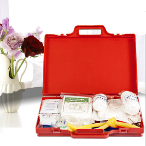 First Aid Kit Outdoor Medical Box
