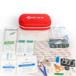 Car Outdoor First Aid Kit