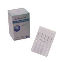 Sterile Disposable Acupuncture Needle without Tube